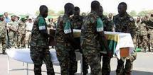 Une élève-officier tuée au cours d'un exercice militaire au Mali