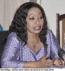 Journée de réflexion sur le mécenat : Awa Ndiaye attaque les artistes!