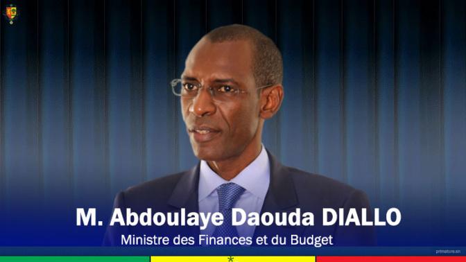Ministère du Budget: Abdoulaye Daouda Diallo prive certains agents de salaire