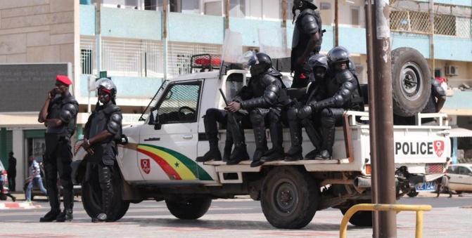 Assemblée nationale : Des responsables parmi les manifestants, arrêtés