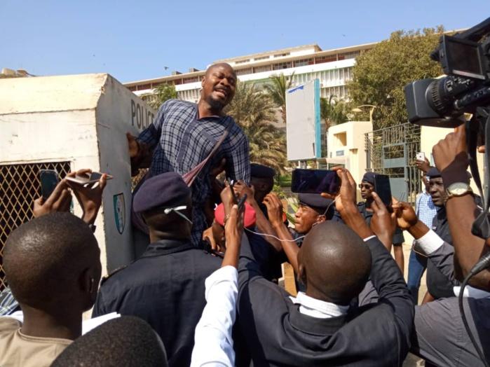 Arrestation de Babacar Diop, Guy-Marie Sagna et Abdourahmane Sow: Les FDS dénoncent et exigent leur libération