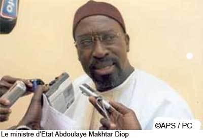 """Abdoulaye Makhtar Diop : """"La préparation de la CAN, une sur priorité"""""""