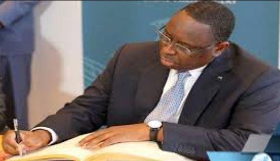 Palais de la République: Voici les dernières nominations de Macky Sall