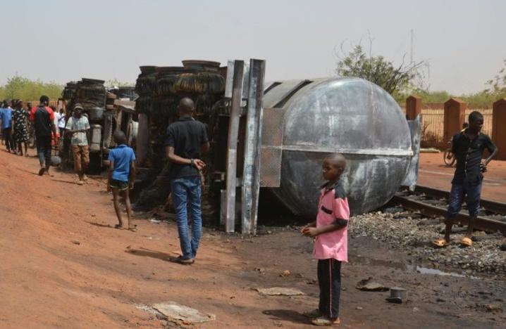 Niger : Le bilan de l'explosion du camion-citerne passe à 58 morts