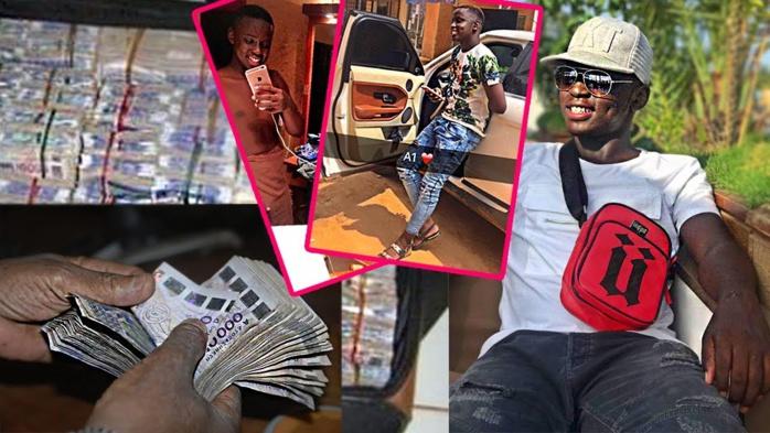 """Fraude b""""ancaire: Assane Lopy et sa bande placés sous mandat de dépôt"""