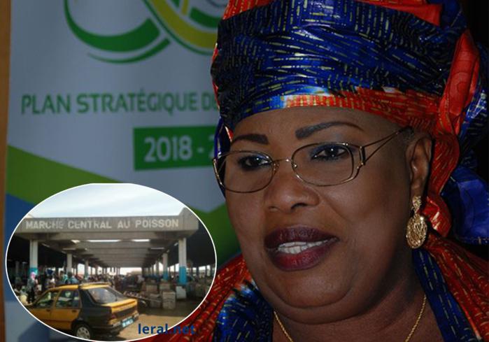 Gestion du Marché central aux poissons de Pikine: Une équation à plusieurs inconnues pour Aminata Mbengue Ndiaye