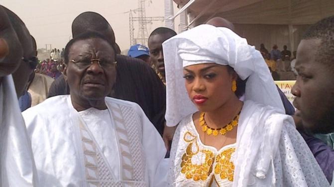 Sokhna Aida Diallo, épouse de Cheikh Béthio Thioune: « le Cheikh est mort, mais il restera toujours parmi nous »