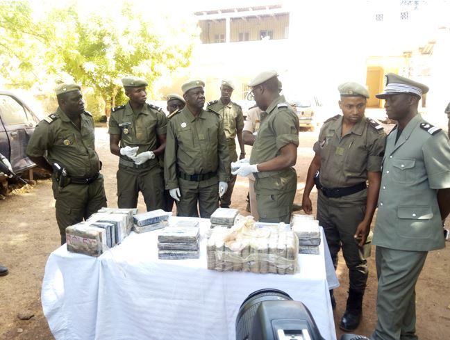 Tambacounda: Plus d'une tonne de drogue saisie en 20 jours