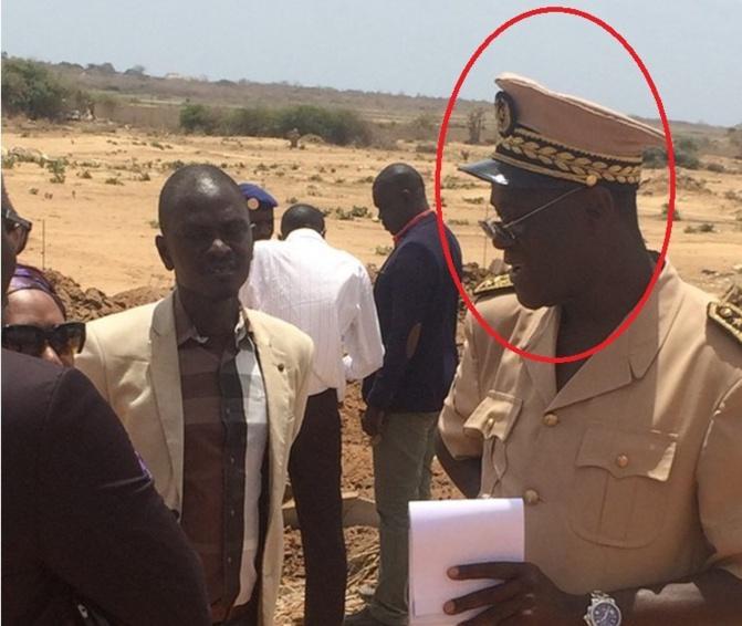 Mohamed Fall a été démis de ses fonctions de gouverneur de Dakar