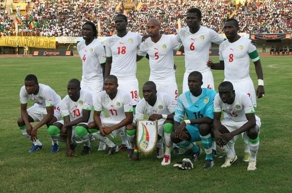 Le Sénégal, déjà favori de la CAN 2012