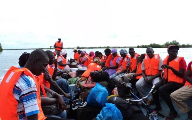 Chavirement de pirogue à Eloubadir: Macky Sall sort enfin de son mutisme