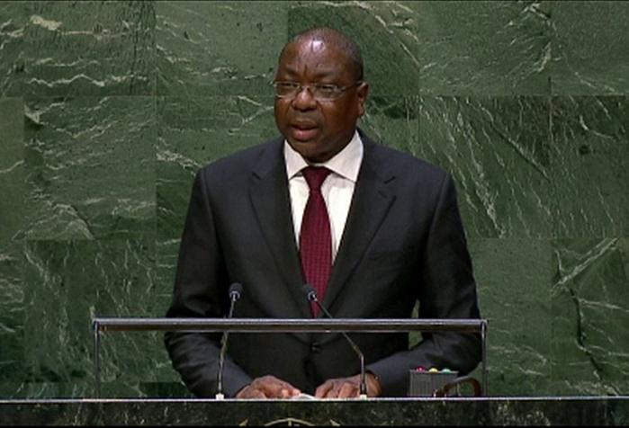 MINUSCA : La France promet de soutenir Mankeur Ndiaye