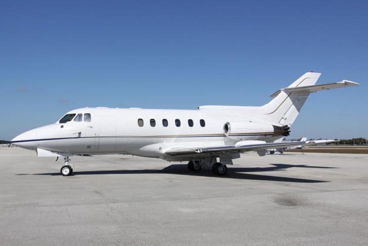 Le jet privé AHO 658J pour transporter la dépouille de Cheikh Béthio à Dakar ( Vidéo )