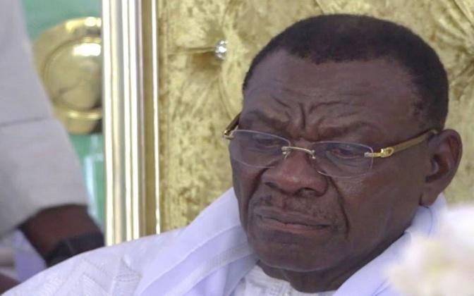 Prière mortuaire de Cheikh Béthio Thioune: Serigne Mountakha Mbacké désigne Serigne Fallou Abdou Khadre