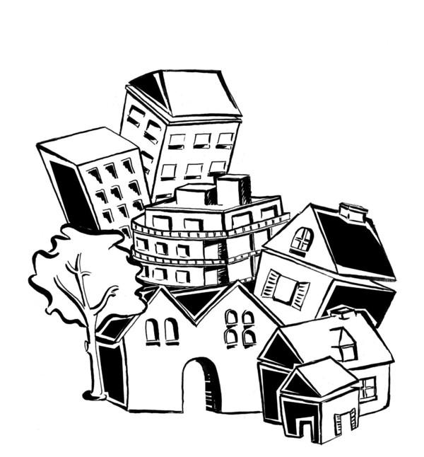 Remise des clés de 145 logements à des membres du SUTSAS, cet après-midi
