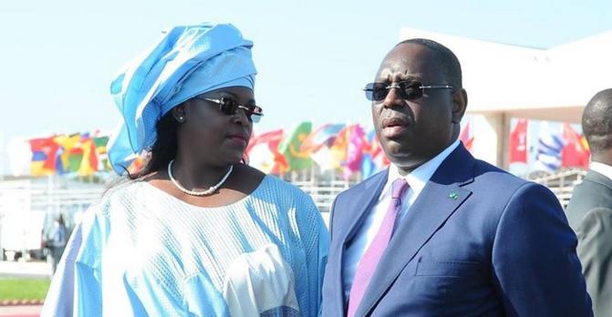 «Bamboula» au Palais présidentiel: La Ld/debout met Macky Sall et Marième Faye au banc des accusés
