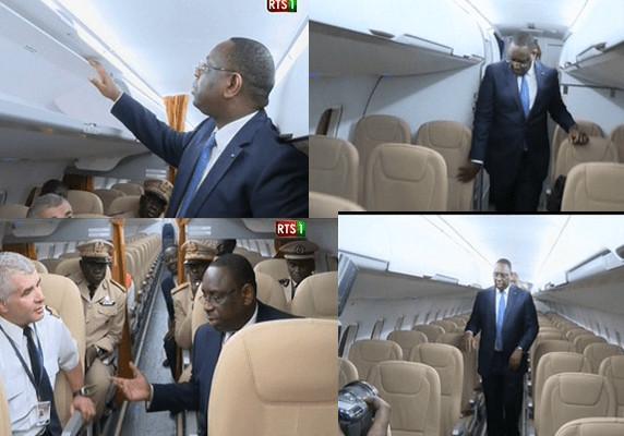 Exclusif: Voyage du 14 mai : le président Macky Sall ralliera Paris à bord d'un vol régulier d'Air Sénégal