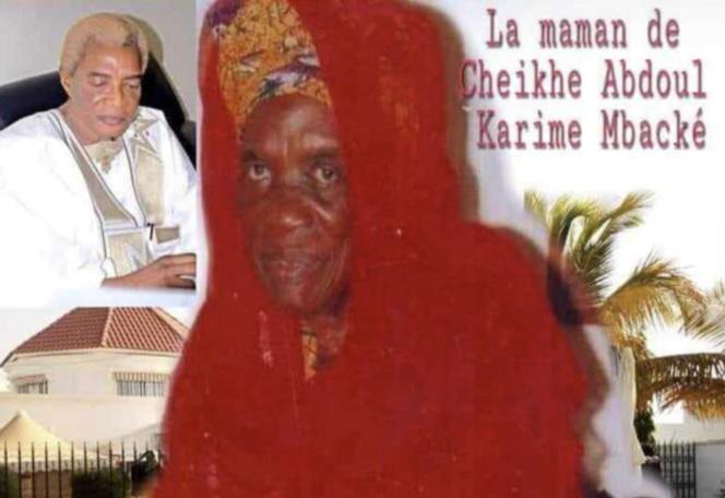 Nécrologie : Rappel à Dieu de Sokhna Awa Faye, mère de Serigne Abdou Karim Mbacké Fallilou