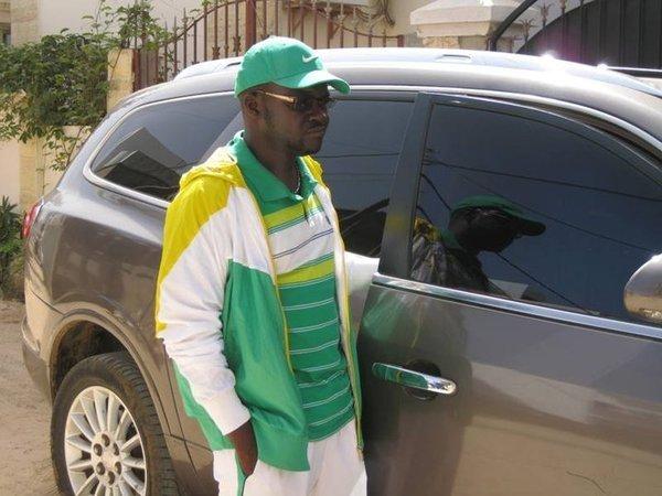 Me El Hadji Diouf: c'est Zakia Nasr qui a « violé » Serigne Moustapha Doli Mbacké
