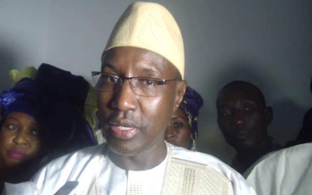 """Mamour Diallo à ses militants: """" Mes détracteurs ont peur, ne les écoutez pas..."""""""