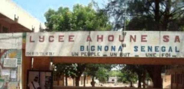 Lycée Ahoune Sané: les sanctions contre le proviseur, le censeur et le surveillant levées