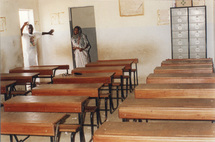 [Coup de gueule] Le Collège d'Enseignement Moyen de l'arrondissement de Gniby: 6 ans d'existence, pas une seule salle de classe construite