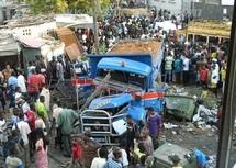 Deux ans de prison ferme pour le chauffeur du camion fou de Rebeuss