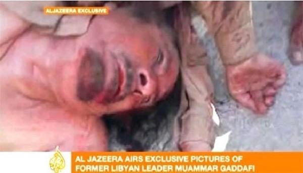 Les nouvelles autorités libyennes donnent des détails sur la mort de Mouammar Kadhafi