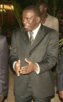 Cheikh Tidiane GADIO,  l'Ingrat