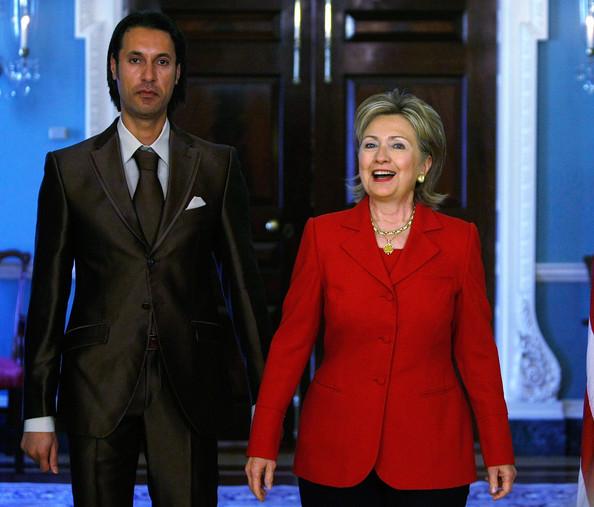 [Video] Mort de Khadafi, Hillary Clinton surprise, dit « Wow »
