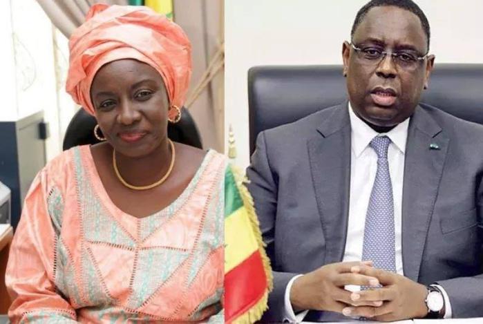 """Nommée présidente du CESE : La première réaction de Mme Aminata Touré dite 'Mimi Touré"""""""