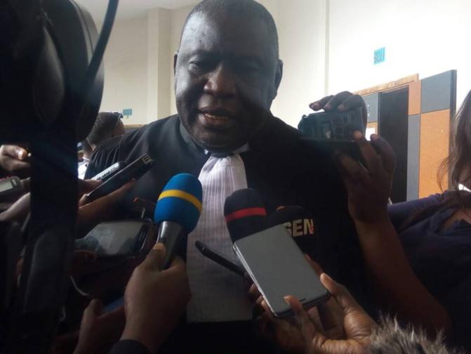 Lenteurs dans le dossier Fallou Sène: Me Assane Dioma Ndiaye dénonce et menace de saisir la Cour de la Cedeao