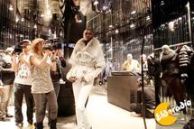 [Photos] La vraie Kéwé Mar: Ma rencontre avec Yves-Saint Laurent