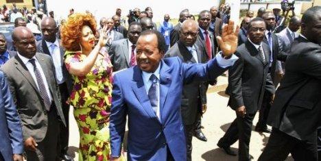 Paul Biya réélu après 30 ans de pouvoir