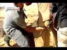 VIDEO: les rebelles du CNT ont sodomisé Kadhafi avant de le tuer