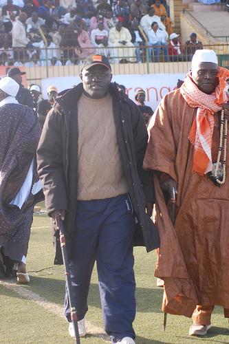 GASTON MBENGUE, PROMOTEUR : « Les ambassades doivent demander aux lutteurs une autorisation de sortie du territoire»