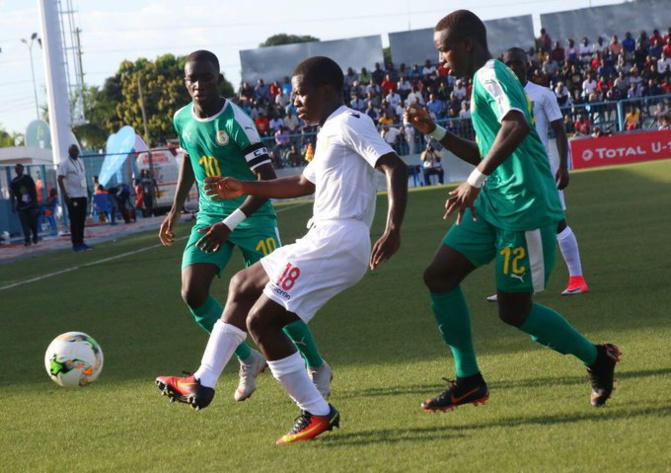 Fraude sur l'âge à la CAN U17: Ce  que risque la Guinée après la décision de la Caf en faveur du Sénégal