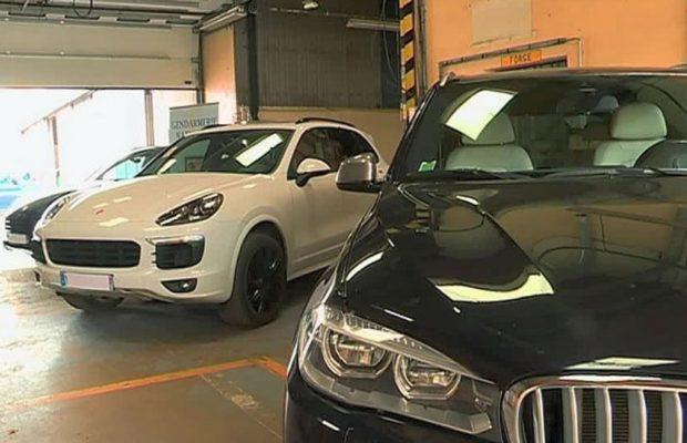 TRAFIC INTERNATIONAL DE VOITURES DE LUXE: Le Sénégal nouveau hub du trafic de voitures volées en Europe et en Amérique… comment les trafiquants évitent le système de la Dic