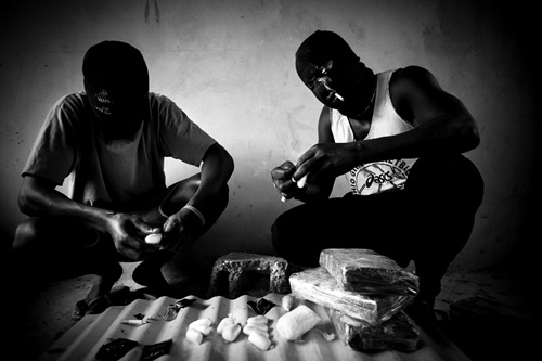 Lutte contre la drogue