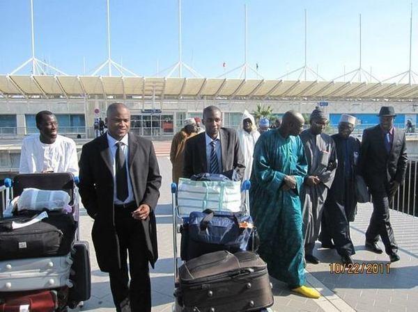 PHOTOS : Le marabout Serigne Mbaye Sy Mansour en tournée Européenne