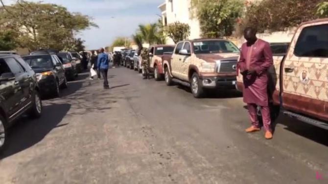 Direction des Sénégalais de l'extérieur/Mauritanie : le véhicule offert par Macky Sall vendu à un ressortissant mauritanien