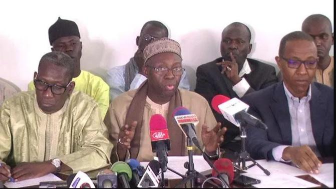 Dialogue politique: l'opposition décline l'invitation de Aly Ngouille Ndiaye