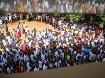 Mouvement de grève à l' ucad
