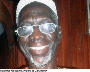 Les imams de Ziguinchor évoquent l'actualité