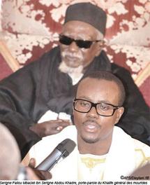 Présidentielle 2012 : Touba appelle à l'apaisement des tensions
