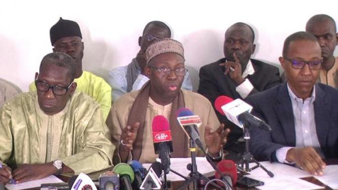 Dialogue national : le FRN propose Famara  Ibrahima Sagna…