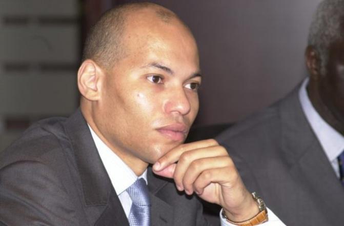 Communiqué du Pds: Karim accusé d'avoir imité la signature de Wade