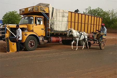 Accident à Kolda:  Un camion passe sur la tête d'un gamin