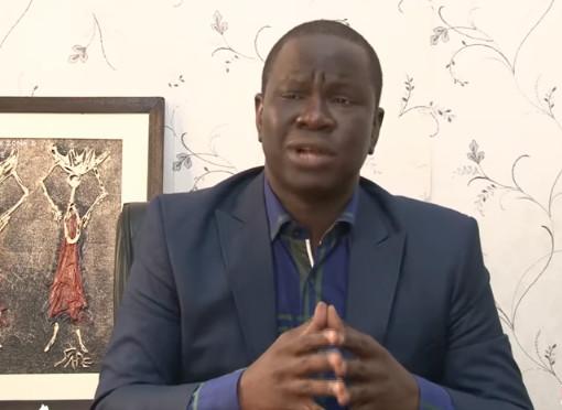 Dialogue national : « nous avons besoin d'un pacte de stabilité, pas d'une société de connivence », selon Aliou Ndiaye