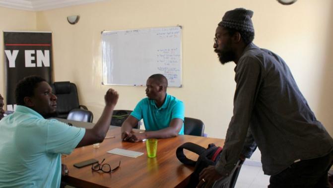 Dialogue national: Pourquoi Macky Sall n'a pas invité le mouvement Y en a marre